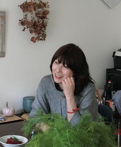 寺本りえ子のイメージ