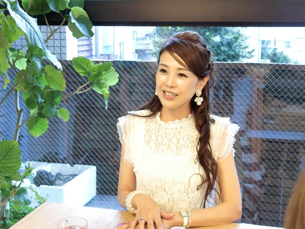 HIROKOさんへのインタビュー