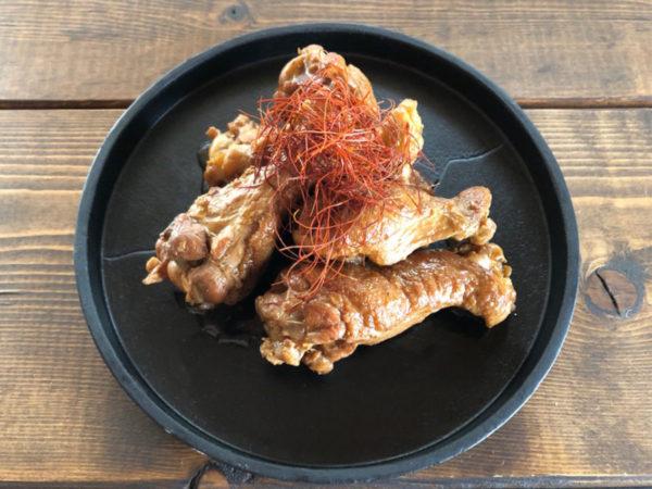 ご飯がススム 鶏手羽元のスタミナシーベリー煮込みのイメージ