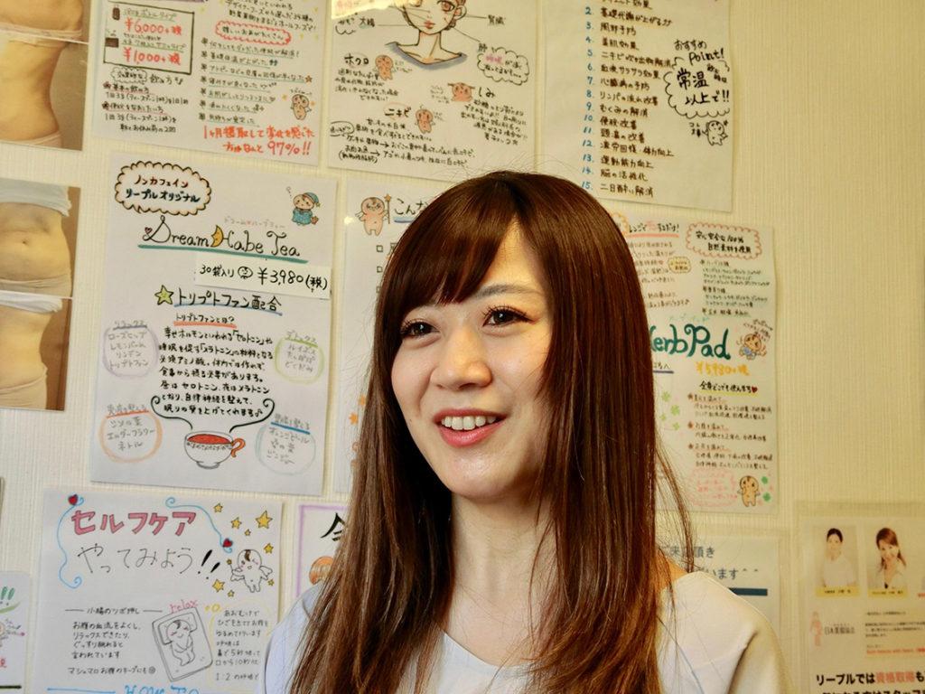 川村衣里奈さんへのインタビュー