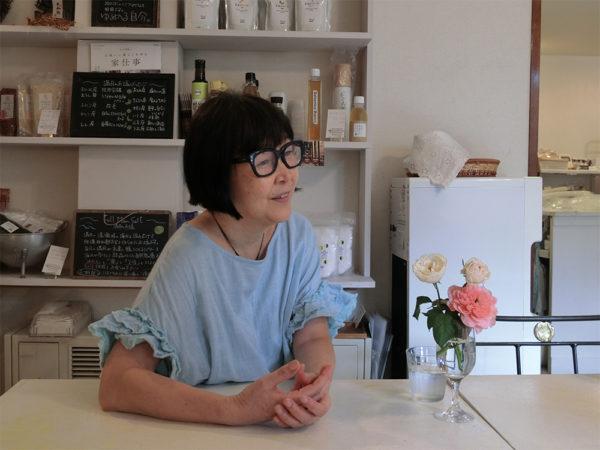 私の「だいじょうぶなもの」 高橋 美恵さんのイメージ