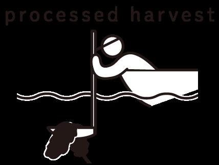 加工・収穫へのこだわりのイメージ